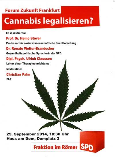 Plakat Cannabis Legalisieren?